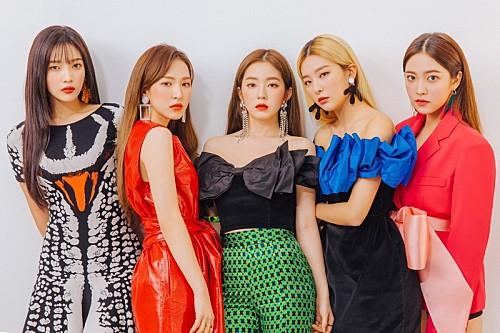 Red Velvet、ミニAL『SAPPY』新ビジュアル2種類公開