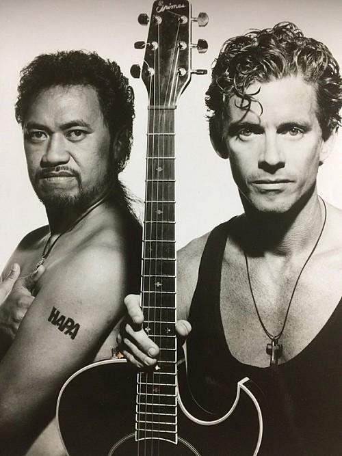 コンテンポラリーなハワイアン・ミュージックでファンを魅了するデュオ、HAPAの来日公演が8月に決定