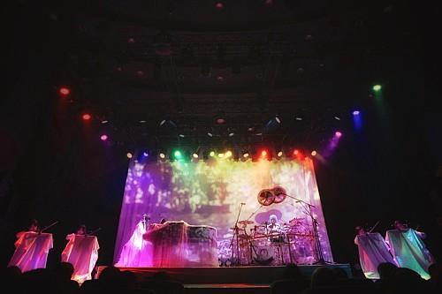 Shinya(DIR EN GREY)、華麗な響宴となったバースデーイベント