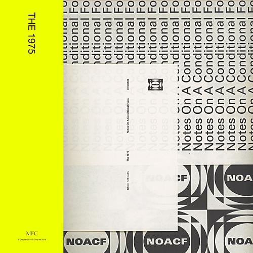 The 1975、ニューAL『仮定形に関する注釈』発売延期&新曲リリースを発表