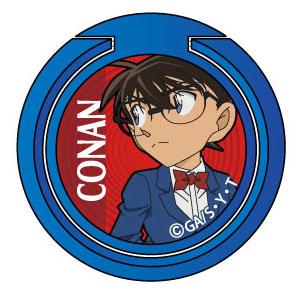 『名探偵コナン』スマホリングが登場!キャラのイメージカラー&名前入りのシンプルなデザイン