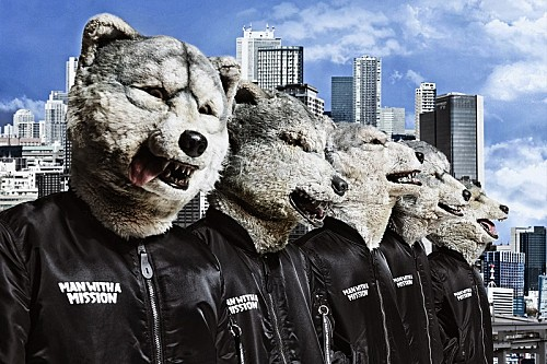 MAN WITH A MISSION、新曲MV公開&ライブ音源付きEP『ONE WISH e.p.』リリースとツアー決定