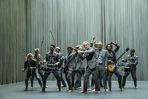 爆音上映が決定、デイヴィッド・バーン×スパイク・リーの音楽映画『アメリカン・ユートピア』
