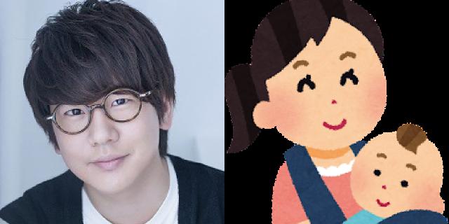 声優・花江夏樹さん「私がママです」双子の娘とのほっこりエピソードを語る