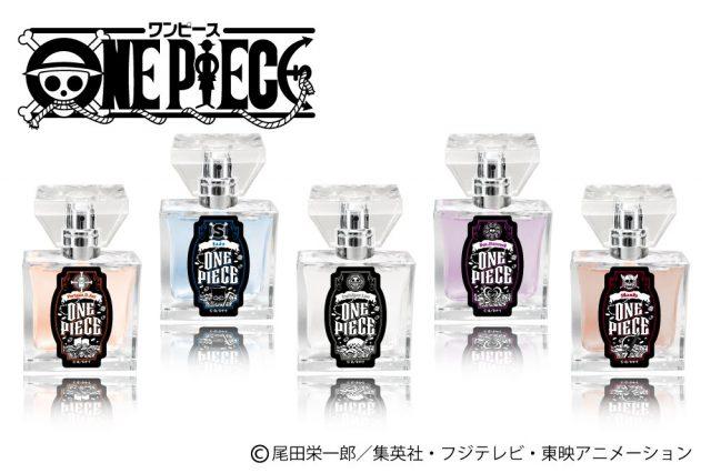 「ONE PIECE」キャラフレグランス第2弾販売決定!エース・ロー・サボらの香りを楽しもう